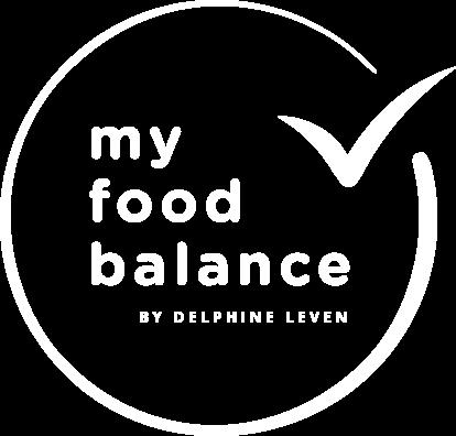 My food balance